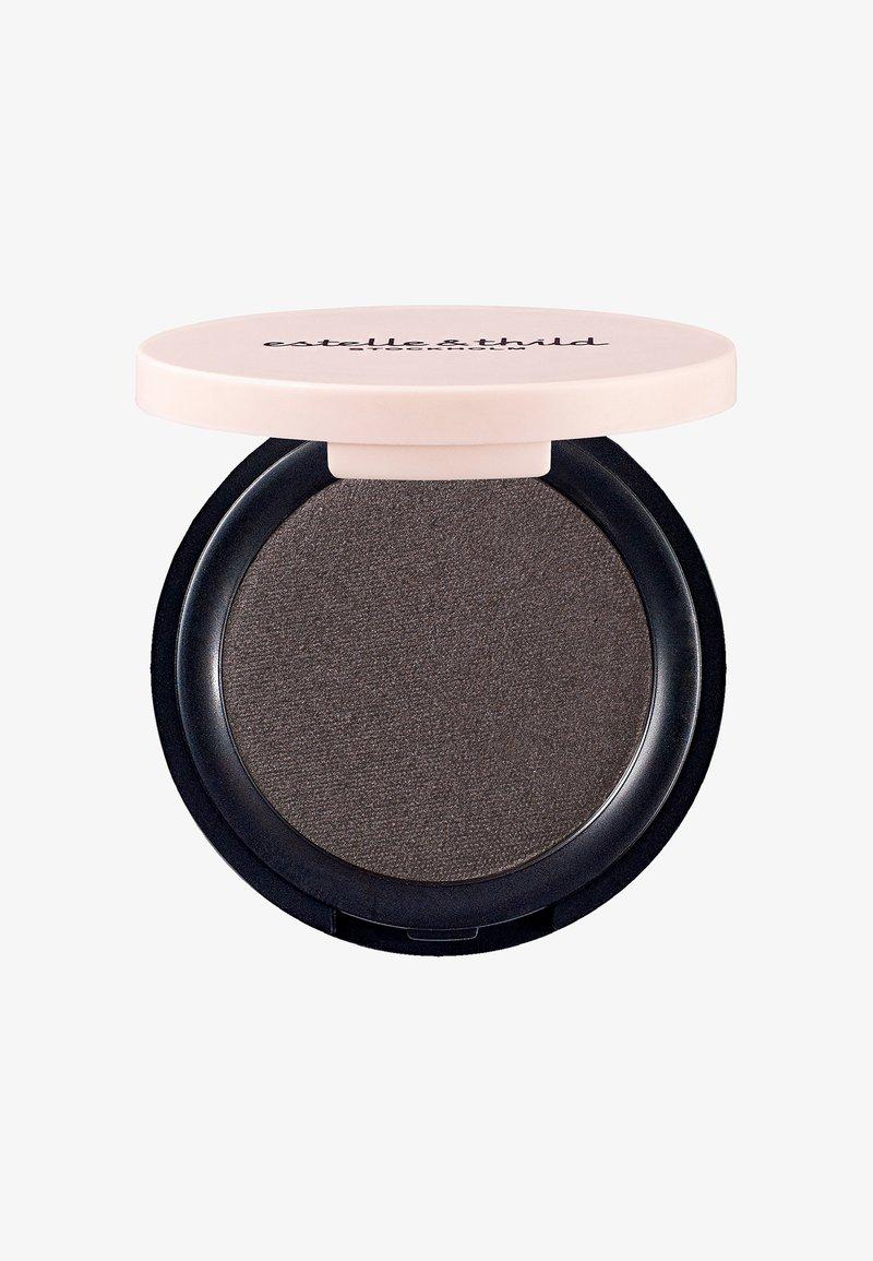 Estelle & Thild - BIOMINERAL SILKY EYESHADOW 3G - Eye shadow - brown ash