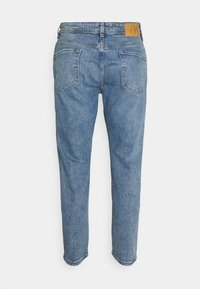 Selected Homme - SLHRELAXCROP - Tapered-Farkut - light blue denim - 8