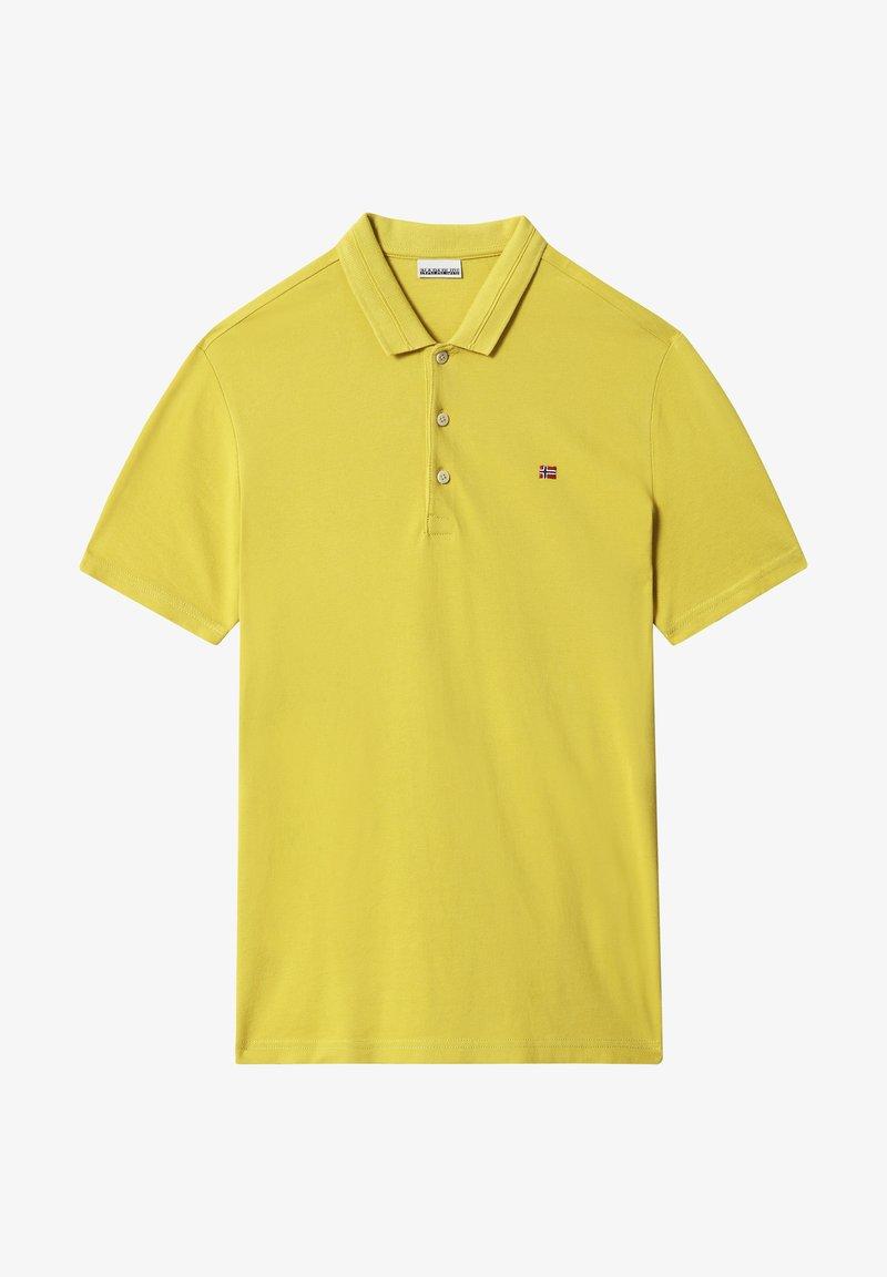 Napapijri - EALIS - Piké - dark yellow