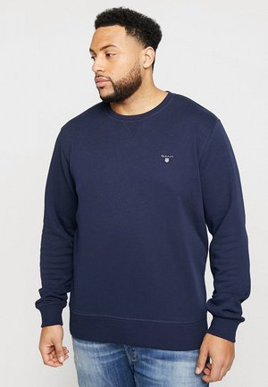 THE ORIGINAL C-NECK - Sweatshirt - evening blue
