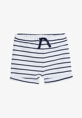 BLUE SHORTS THREE PACK (0MTHS-2YRS)