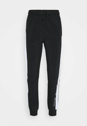 GOTHIC TRACKSUIT PANTS - Tracksuit bottoms - black