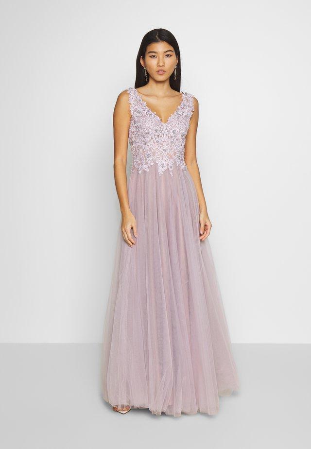 Vestido de fiesta - rose