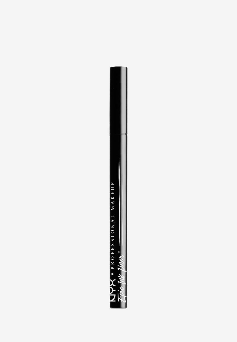 Nyx Professional Makeup - EPIC INK LINER - Eyeliner - 1 black