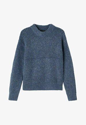 Trui - dusty blue