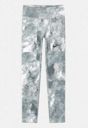 ONE - Leggings - smoke grey/coconut milk