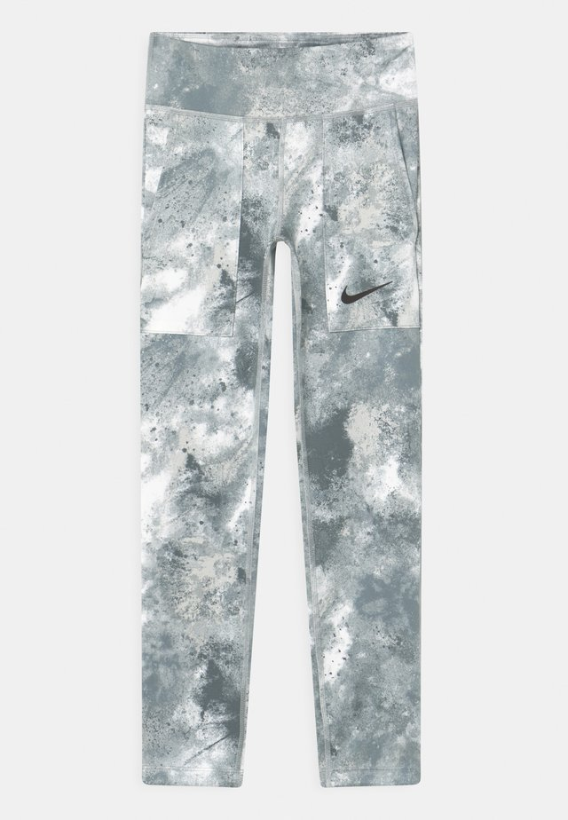 ONE - Leggings - smoke grey/coconut milk