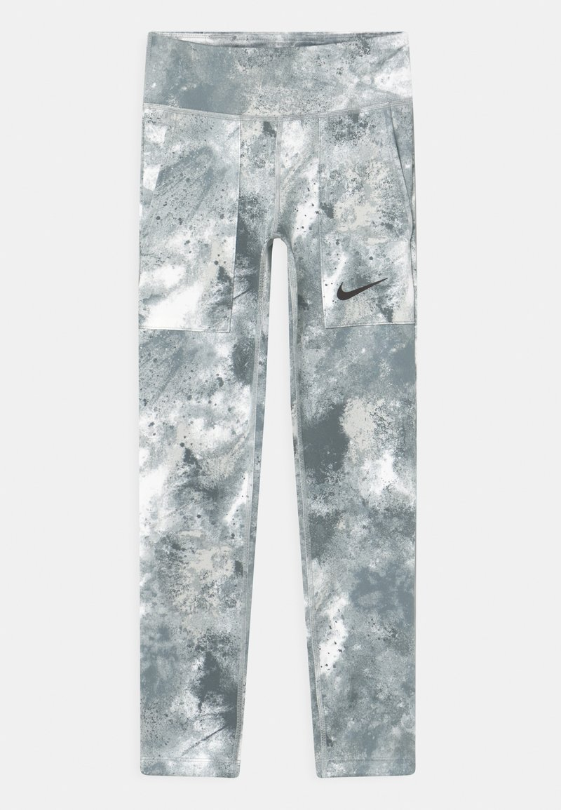 Nike Performance - ONE - Leggings - smoke grey/coconut milk