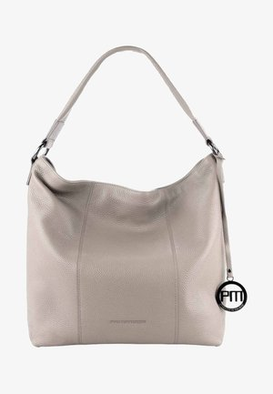 LAGUNDO - Handväska - beige