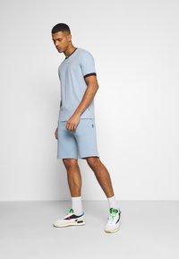 YOURTURN - SET UNISEX - Shorts - blue - 1