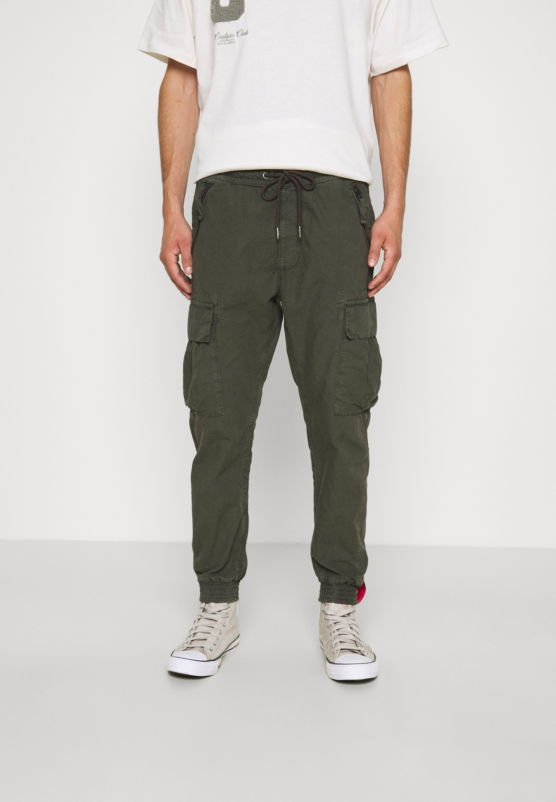 Men RIPSTOP JOGGER - Cargo trousers