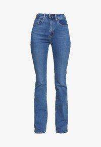 Levi's® - 725 HIGH RISE BOOTCUT - Jeans bootcut - blue denim - 3