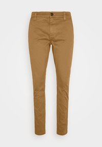 G-Star - SKINNY CHINO - Chinos - brown - 4