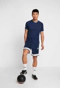 Under Armour - CHALLENGER SHORT - Sports shorts - academy/halo gray - 1