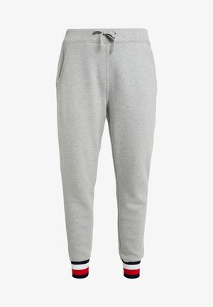 HERITAGE PANTS - Spodnie treningowe - light grey