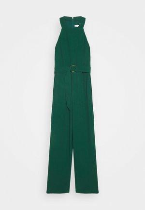 BELTED - Jumpsuit - eden green