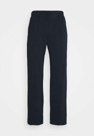 PEACHED PANT - Pyjama bottoms - midnight