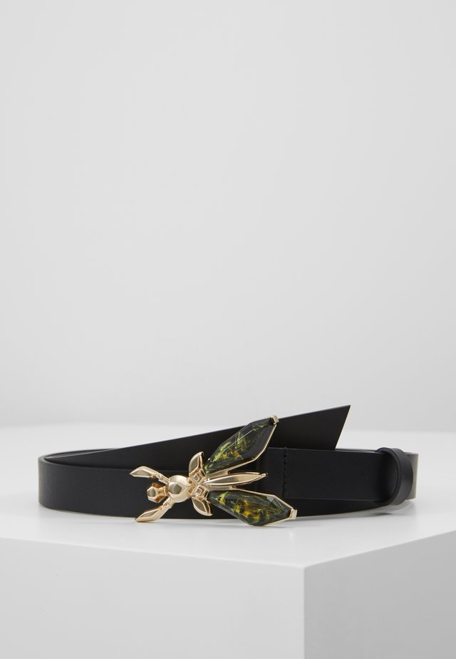 CINTURA PRECIOUS FLY VITA BASSA  - Belte - jelly black