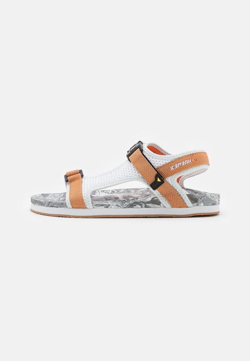 Icepeak - ARAL MS - Chodecké sandály - optic white