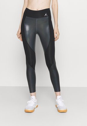 JORDAN PARIS ST GERMAIN LEGGING - Trikoot - black