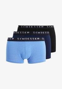 Schiesser - HIP-SHORTS 3 PACK - Onderbroeken - dark blue - 6