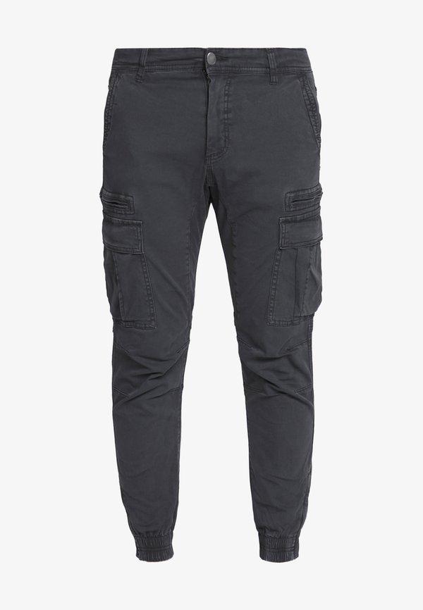 Cotton On URBAN - BojÓwki - duster black/czarny melanż Odzież Męska XNNO