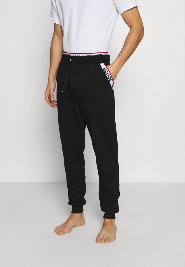 PANTS - Pyjamasbyxor - black