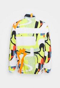 adidas Originals - UNISEX LOVE UNITES - Summer jacket - multicolor - 9