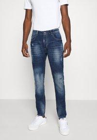 Alessandro Zavetti - MARCIANO - Slim fit jeans - indigo - 0