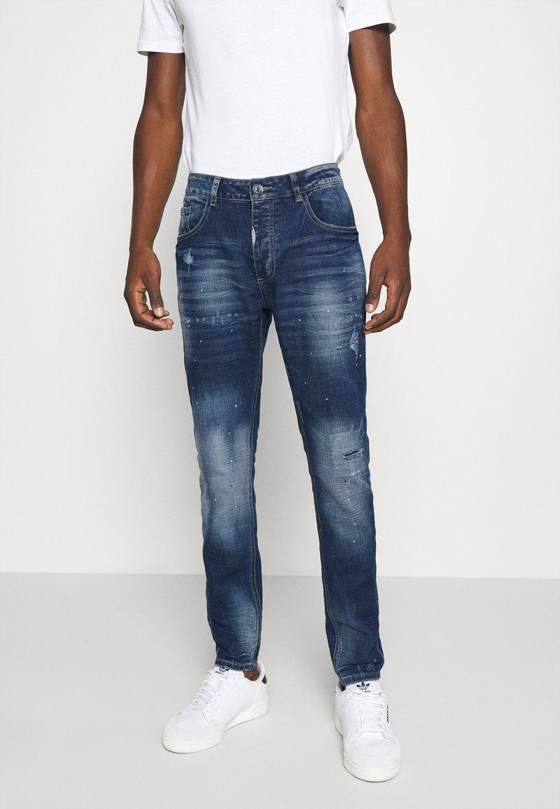 Alessandro Zavetti - MARCIANO - Slim fit jeans - indigo