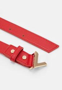Valentino Bags - DIVINA PLUS - Belt - rosso - 1