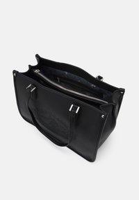 U.S. Polo Assn. - NEW HAILEY LARGE SHOPPING - Shopping bag - black - 2