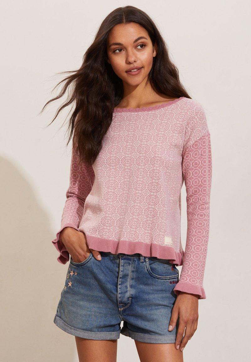 Odd Molly - NOELLE - Jumper - pink