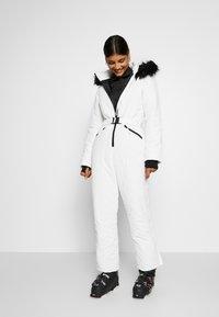 Missguided - SKI SNOW  - Jumpsuit - white - 1