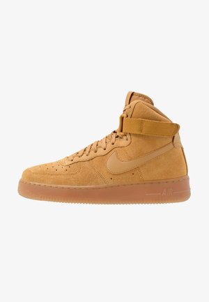 AIR FORCE 1  - Baskets montantes - wheat/light brown