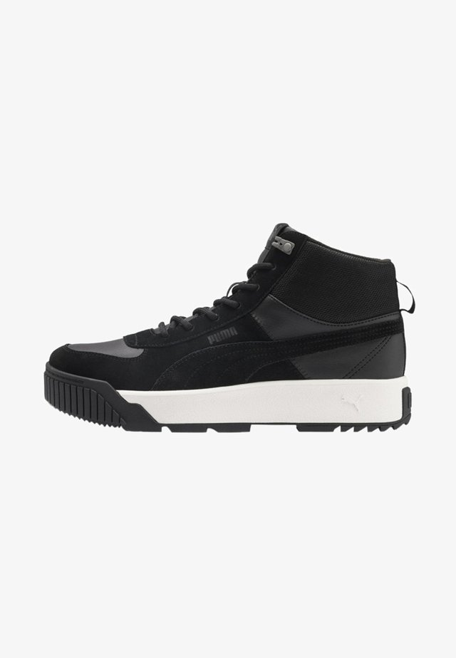 TARRENZ - High-top trainers -  black