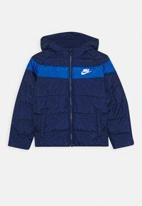 Nike Sportswear - FILLED UNISEX - Winter jacket - blue void - 0