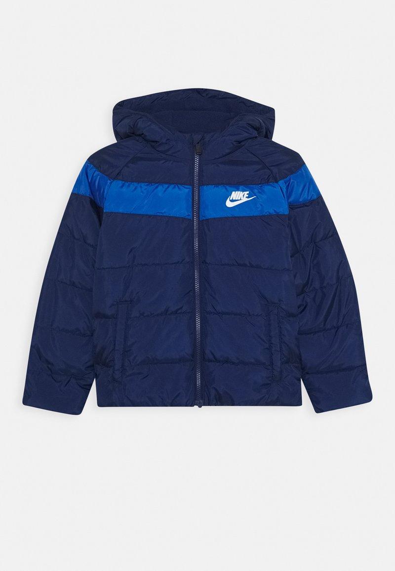 Nike Sportswear - FILLED UNISEX - Winter jacket - blue void