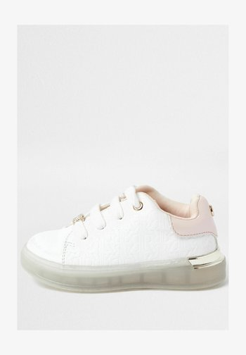 MINI PLIMSOLES - Trainers - white