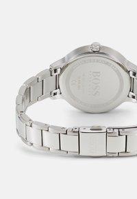 BOSS - FAITH - Klokke - silver-coloured/white - 1