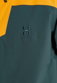 Haglöfs - STIPE JACKET MEN - Snowboardová bunda - mineral/desert yellow - 6