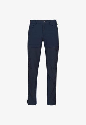 ZINAL  - Outdoor trousers - marine