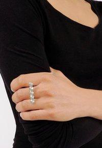 FOLKDAYS - Ring - silver - 0