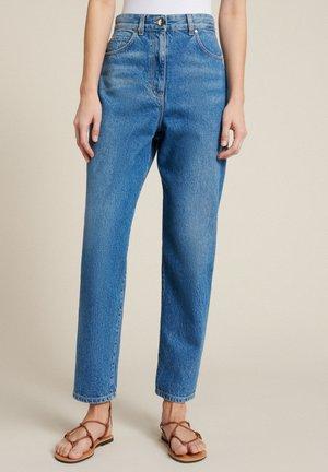 ABELE - Straight leg jeans - blu