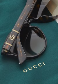 Gucci - Sunglasses - havana brown - 2