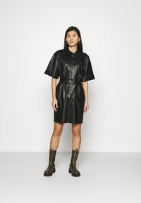 Oakwood - BREAK - Shirt dress - black - 0
