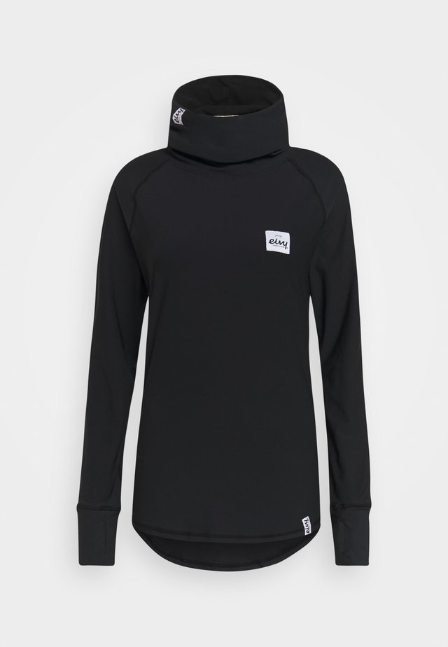 ICECOLD GAITER - Long sleeved top - black