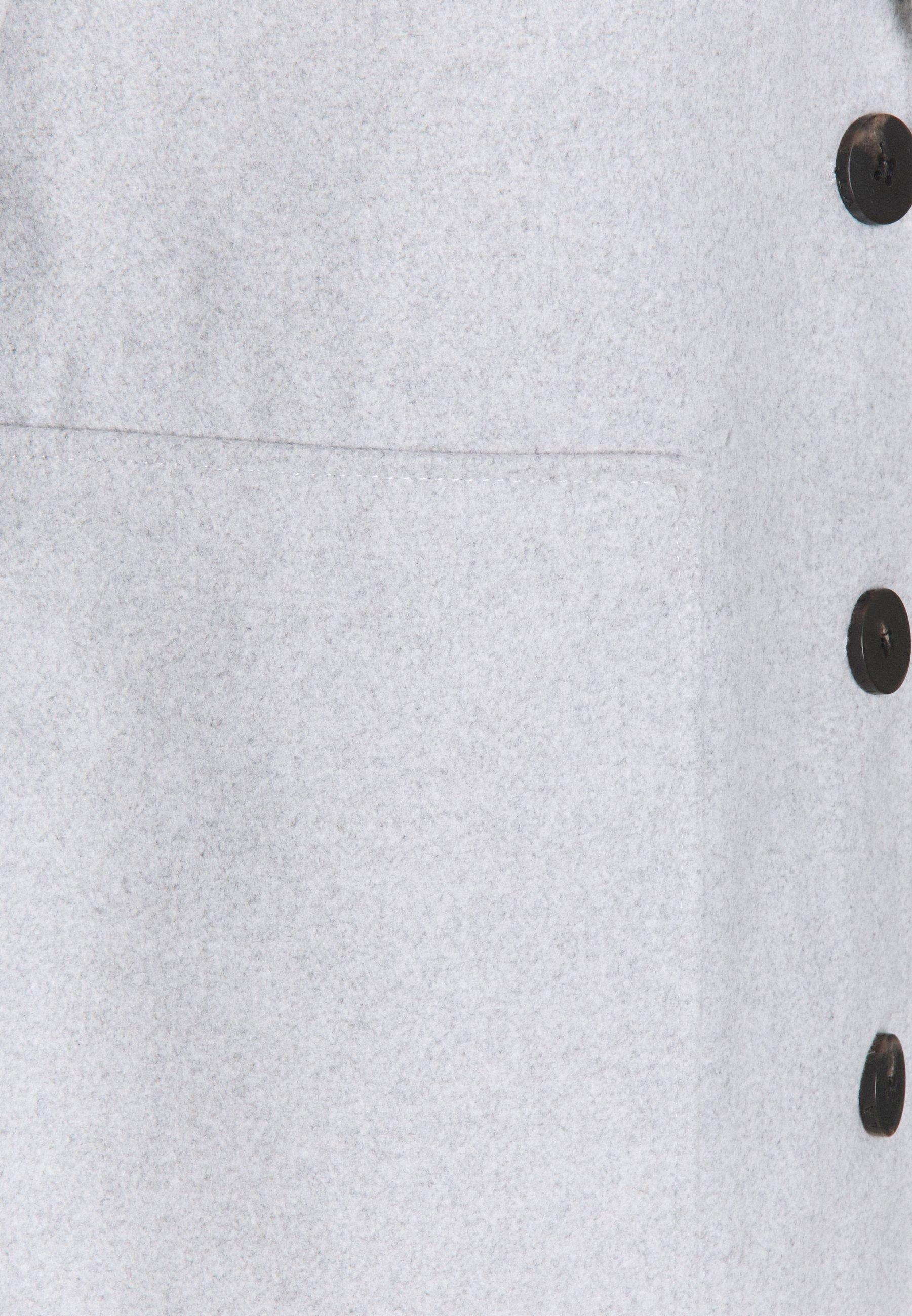 New Lower Prices Women's Clothing Vila VILISIA COAT Classic coat light grey melange dk5G4eOHI