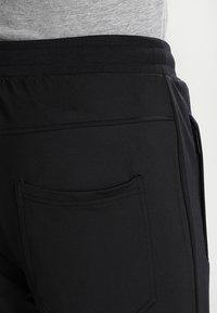 Hummel - HMLNATHAN - Pantalones deportivos - caviar - 4