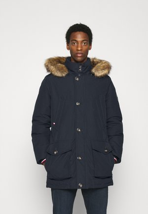 HAMPTON PARKA - Dunkappa / -rock - blue
